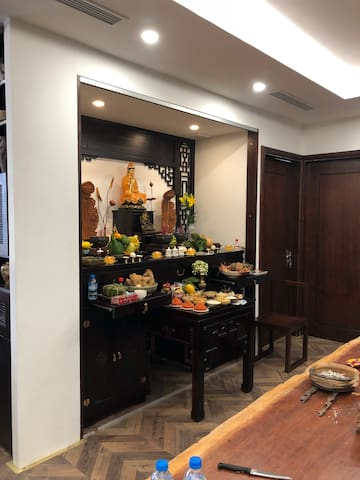 Luxury beautiful Vietnamese apartment timecity