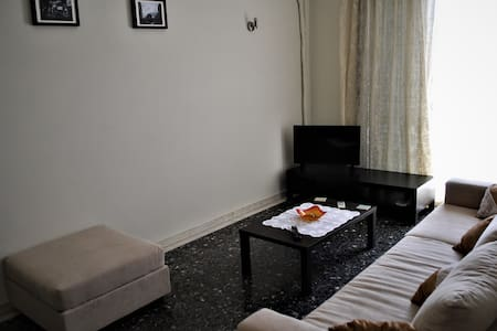 Argos apartment in the center with view to Nafplio