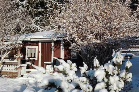 Lovely 1-room cottage close to nature - Asikkala - Srub