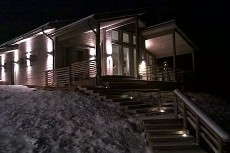 A new holiday house on the lake in Hämeenlinna