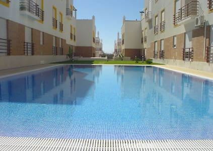 Lovley Apartment With Air - Con, Swimming Pool.