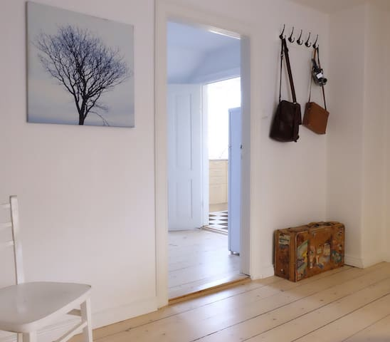 Hyggelig studie-lejlighed i centrum af Herning - Herning - Apartemen