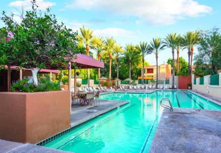 Orange Tree Resort