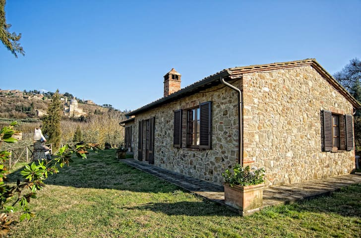 Agriturismo Pescaia Appartamenti - Montepulciano - Byt