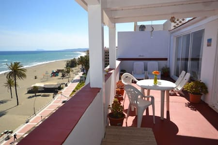 Beachfront penthouse studio in Estepona! - Estepona