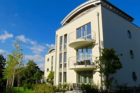 Apartment Monopol Garden - Luxus Ferienwohnung - Wernigerode - Appartement