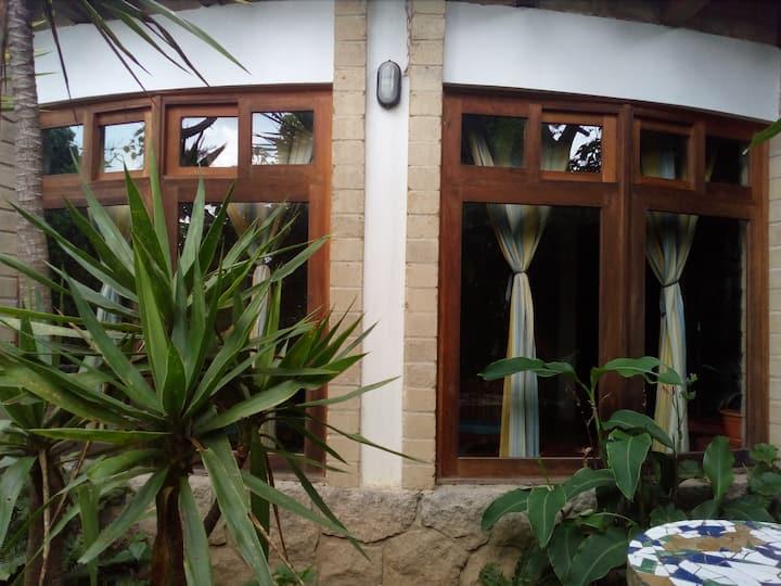 Xekujil - Circle House