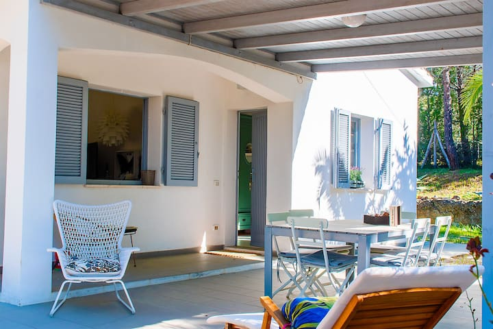 Beach cottage on Elba 300 meters from the beach