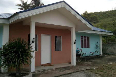 Affordable Accommodation for 6 with Swimming Pool. - Dalaguete - Casa