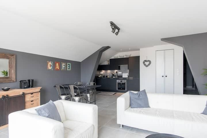 Appartement vue mer / bord de plage : Chez Odette