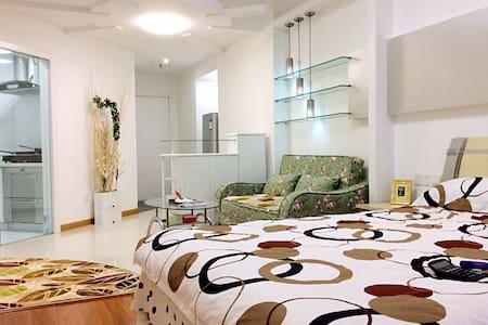 C&Z inn  饱览天际风景的艺文私享家 - 福州 - Apartemen