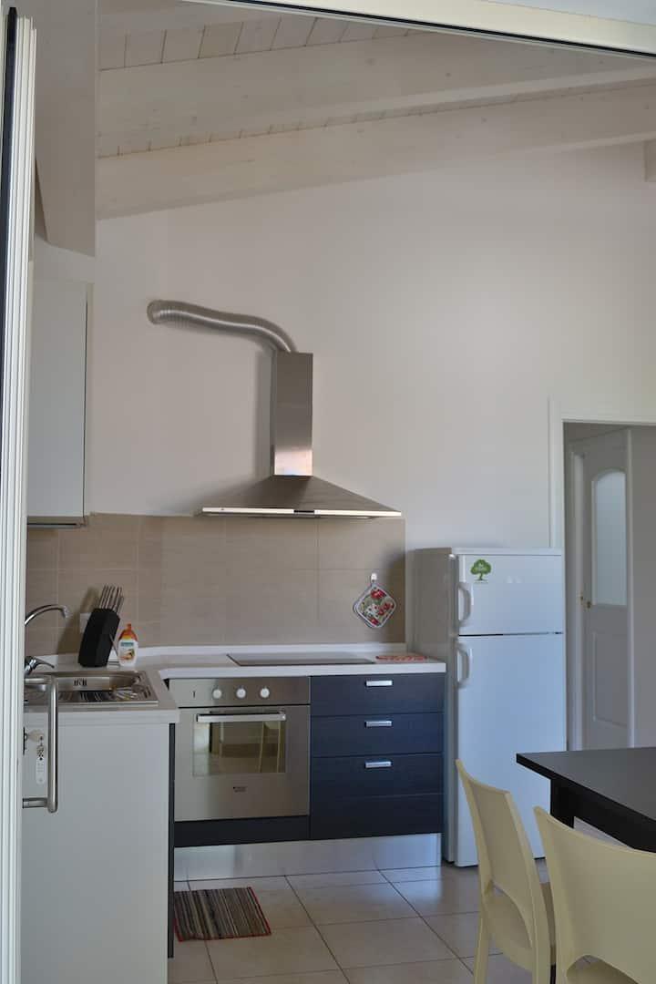 Appartamento n.2 residence Zoe, 150 metri dal mare