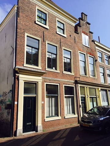 Very nice appartment in city centre - Leiden - Apartament