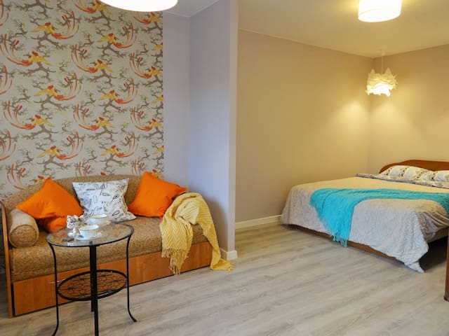 DeLuxe Apartment For 2 Pers. In The Center Angarsk