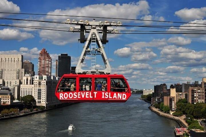 Airbnb New York Roosevelt Island