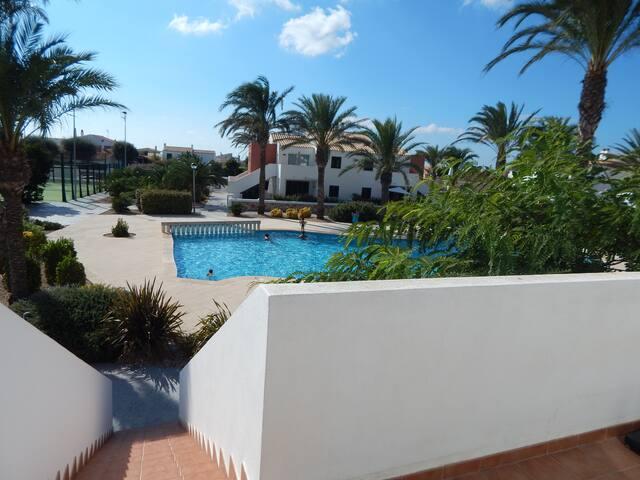 Apartamento cerca de playa ,a lado de Ciutadella.