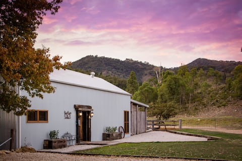 Riverlea Stables- style and charm await you!