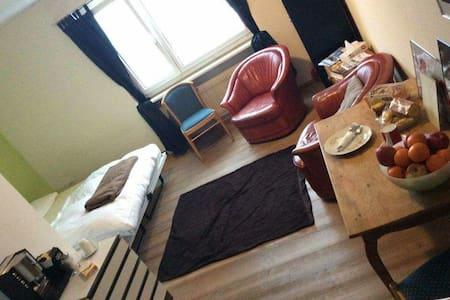 Studio,dobblezimmer StMoritzcentrum - Saint Moritz