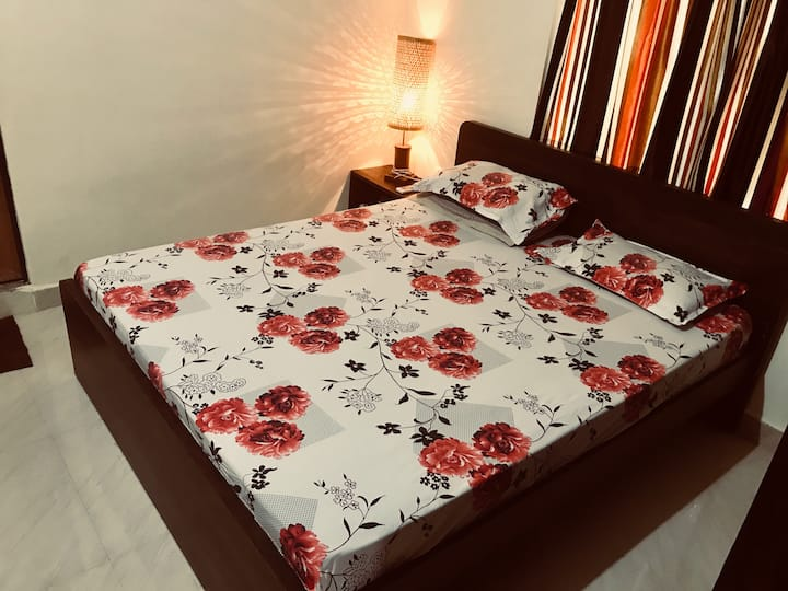 Cozy rooms in beautiful home @ South Bhopal