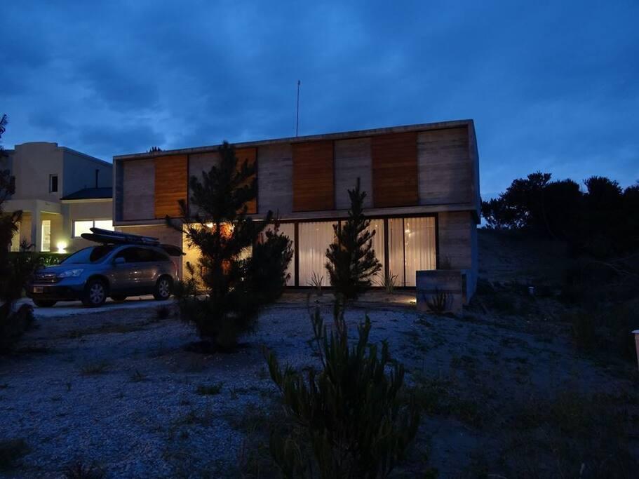 Moderna Casa Costa Esmeralda Residencial 2 Casas En