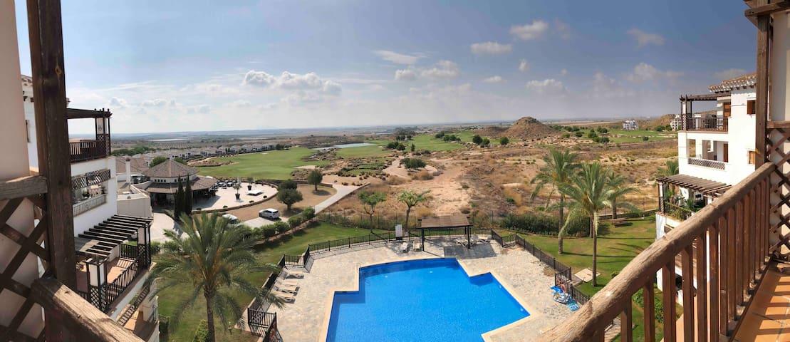 El Valle Golf Resort, Murcia - Penthouse