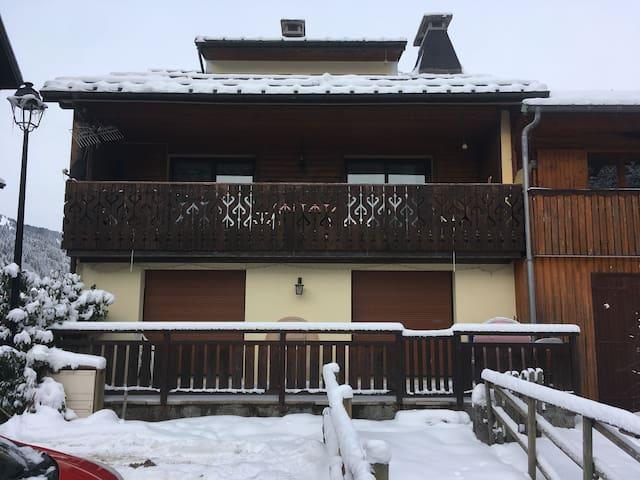 Appart. 59 m2, centre, tout confort, terrasse