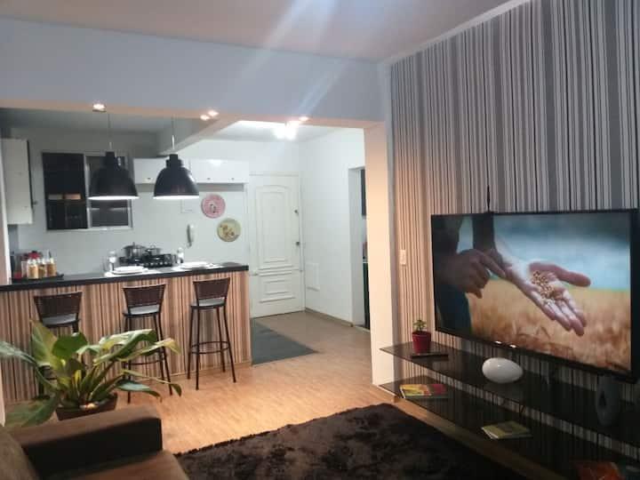 Apartamento ao lado metro Sta cecilia em São paulo