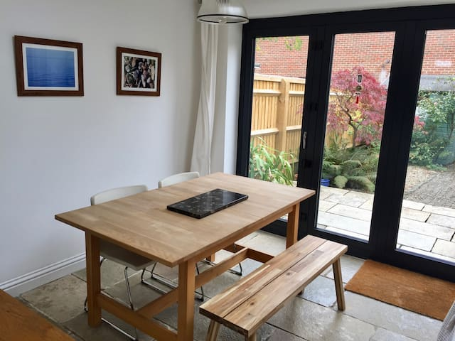 Short-Let House near Central Oxford