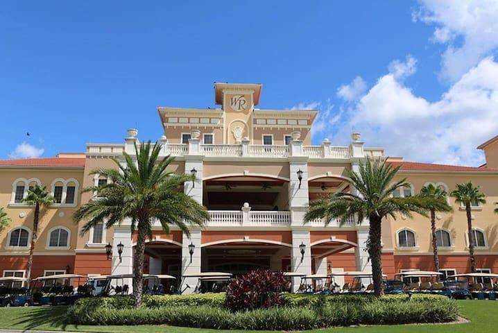 Luxurious Westgate Town Center Resort & Spa - FL
