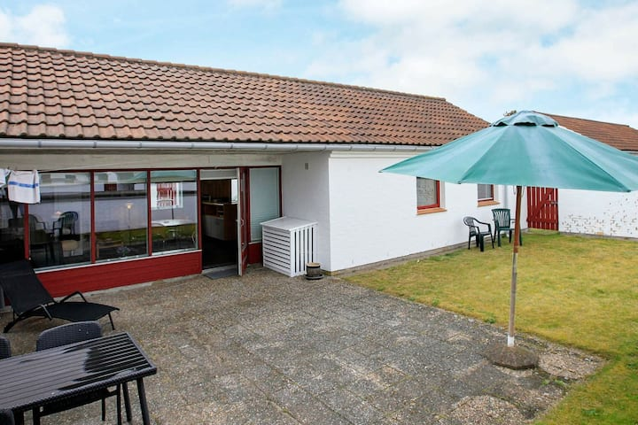 Comfy Holiday Home in Pandrup with Terrace