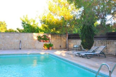 Estian Villas in Pachna, Limassol - Pachna - วิลล่า