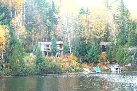 3 lakeside cabins - Otter Lake