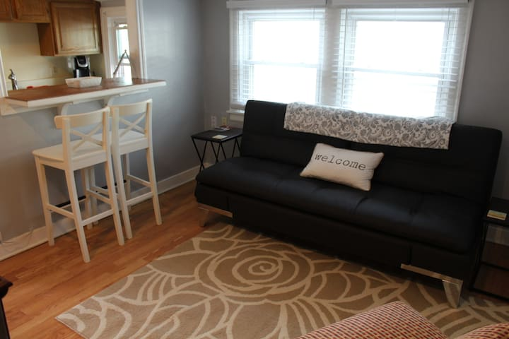 Downtown Royal Oak 2 Bedroom Upper Flat. - Royal Oak - Appartement