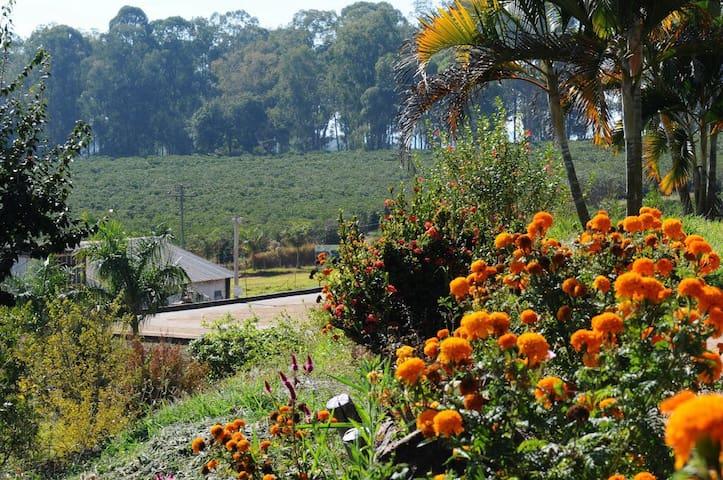 Fazenda São Muguel - Areado - Cabin