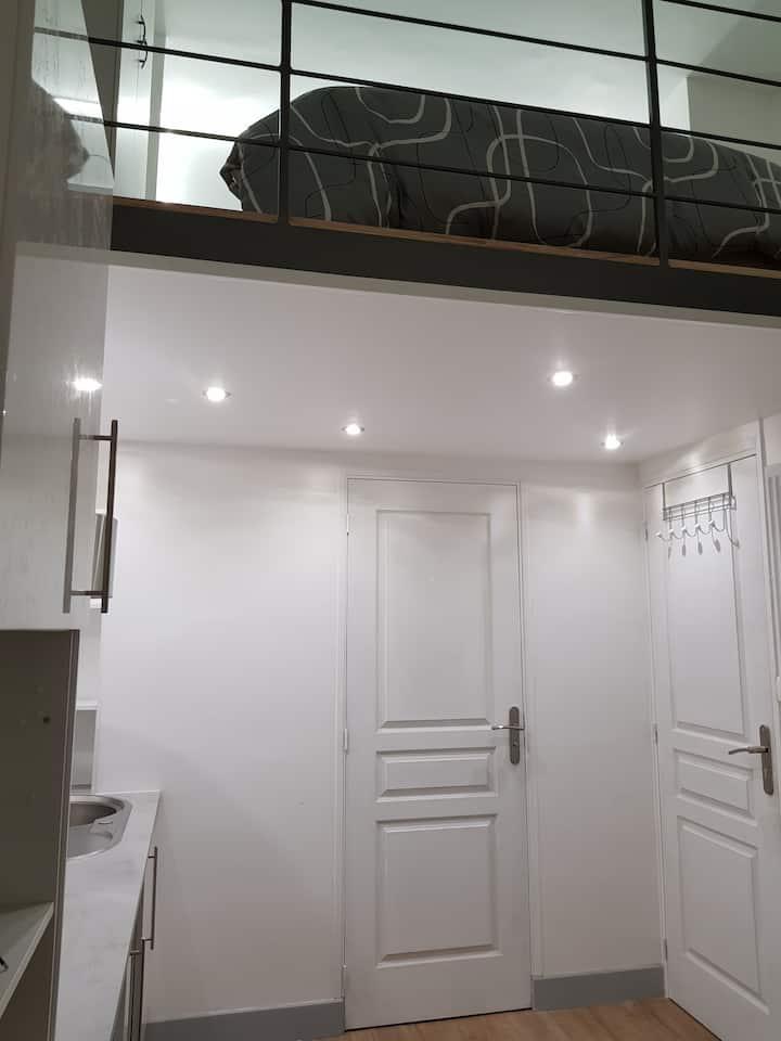 TOP studio au COEUR de VICHY avec VELO