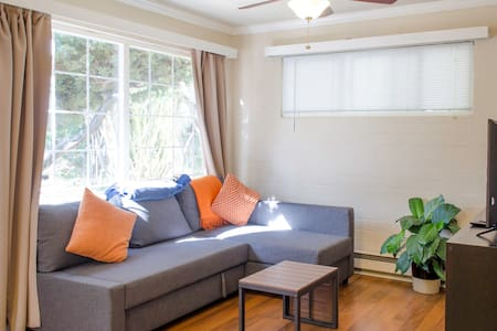 Cozy Stanford 1 bdrm private home - Palo Alto