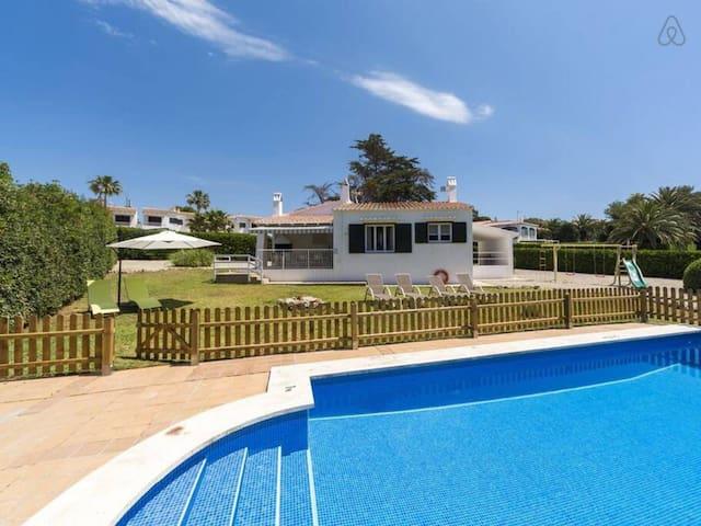 VILLA BINI ALANA - Ideal for families, fenced pool, close to the beach