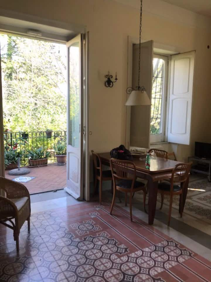 Casa d'epoca a Sirignano