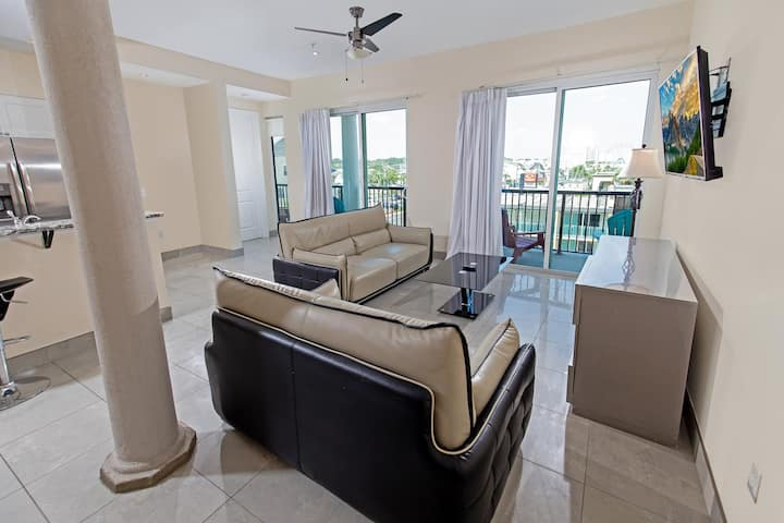 Luxurious OceanView, 3 Bdrm, Bali 401