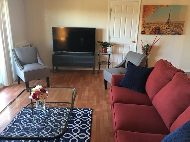 Crimson/Stockton Ca/ Mins to Lodi - Stockton - Apartment