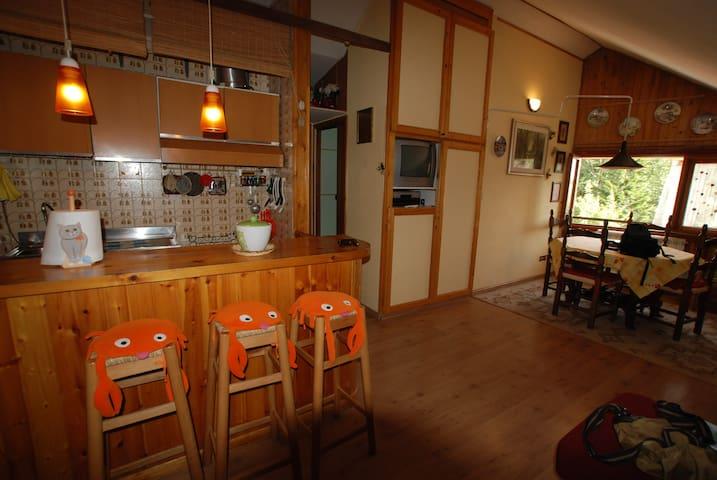 Delizioso appartamento sul monte Terminillo! - Lisciano - Apartamento