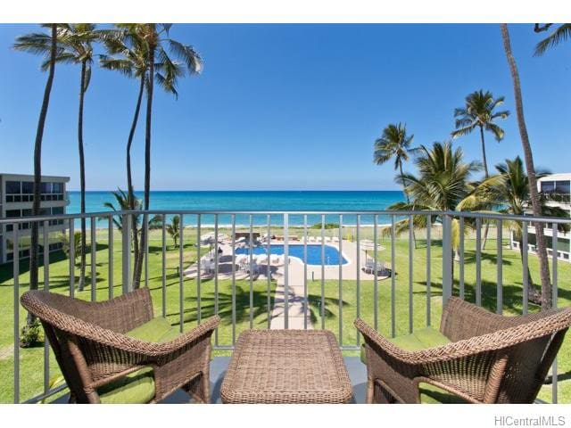 Beachfront 1Br w/ Stunning View!! - Waiʻanae - Appartement