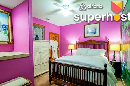 Reno Best Superhosts ❤️ +ExtraClean+Parking+NoFees