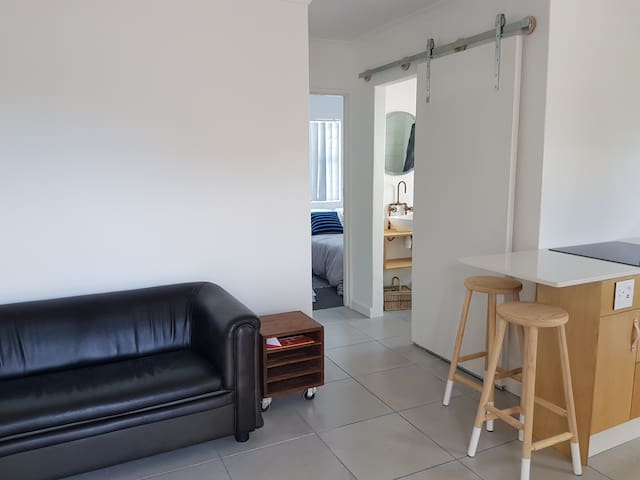 Modern apartment 150m from main (kite) beach - Langebaan