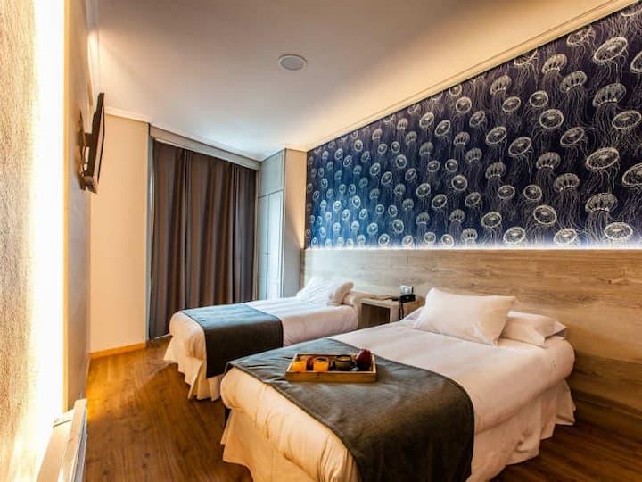 Habitación en Hotel Boutique - Doble dos camas