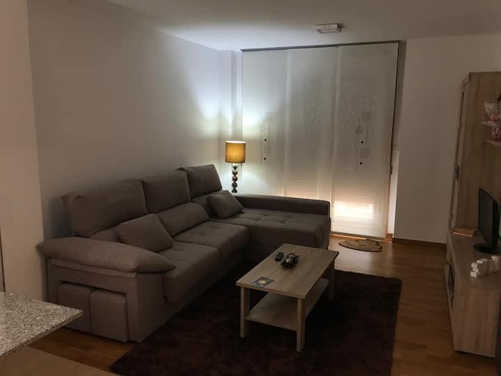 Apartamento nuevo en Neaño,Cabana de Bergantiños
