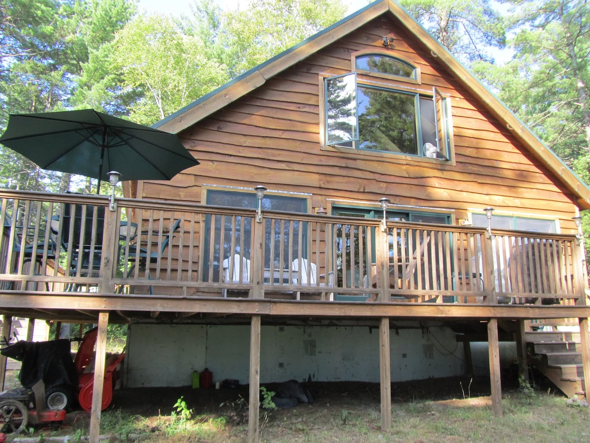 Riverside 3 Bedroom 2 Bath Near Baxter State Park   Cabins For Rent In  Millinocket, Maine, United States