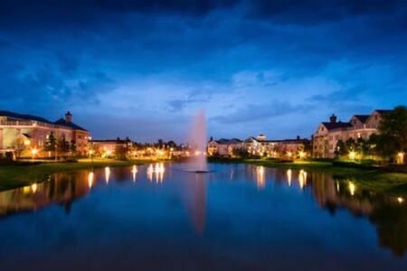 Disney World's Saratoga Springs Resort 1 BD Villa - Orlando