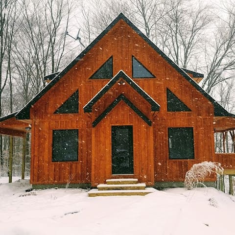 Private Chalet in Ellicottville NY