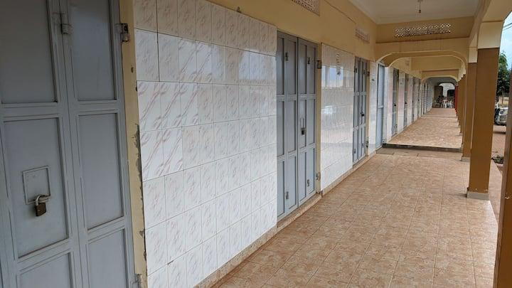 2 bedroom house in Nakaloke trading center spicous